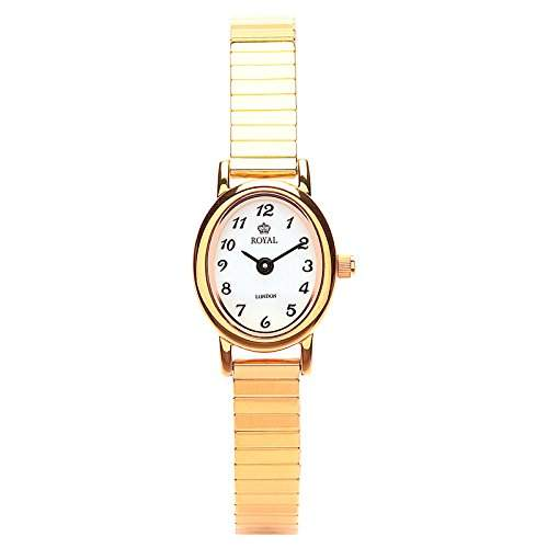 Royal London Ladies Classic Damen-Armbanduhr Edelstahl analog 20113-16