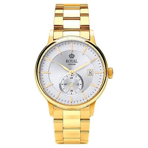 Royal London Gents Classic Herren-Armbanduhr Datum analog 41231-07