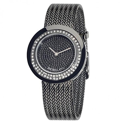 Morellato Time Damen Armbanduhr Analog Quarz Edelstahl R0153112511