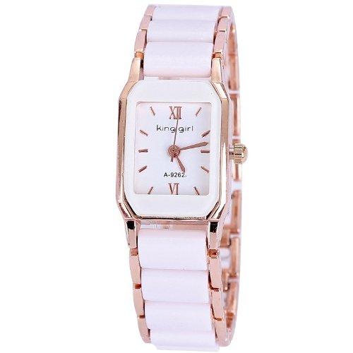 Rose vergoldet reloj mujer keramische Frauen Kleid Uhren Luxus Mode Damen 6 Farben hochwertiges