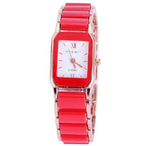 Rose vergoldet reloj mujer keramische Frauen Kleid Uhren Luxus Mode Damen 5 Farben hochwertiges