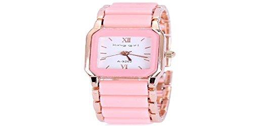 Rose vergoldet reloj mujer keramische Frauen Kleid Uhren Luxus Mode Damen 7 Farben hochwertiges