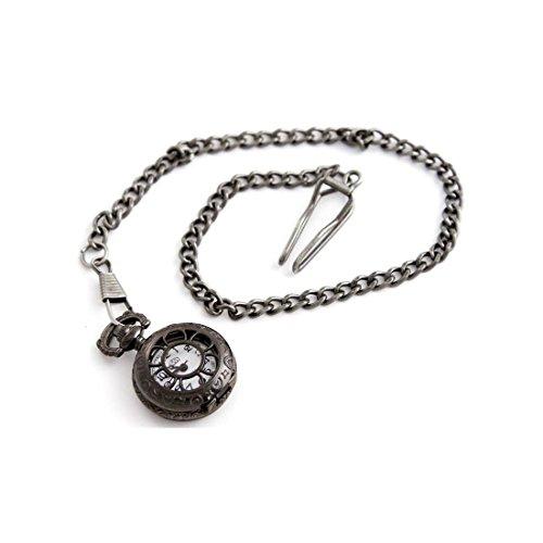 Taschenuhr fuer Damen Metall 656