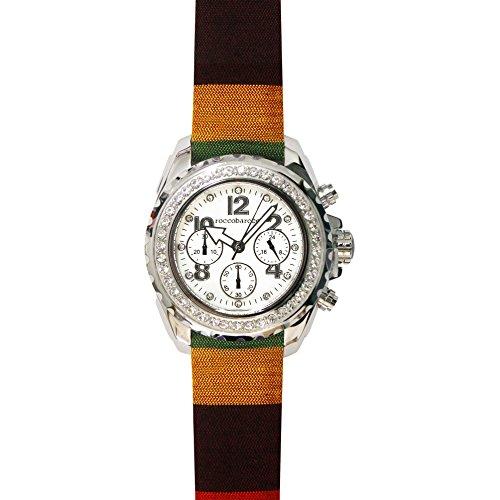 Uhr Chronograph Unisex Roccobarocco Rainbow Trendy Cod rb0292