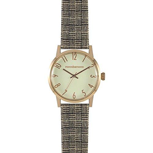 Uhr nur Zeit Damen Roccobarocco Classy Trendy Cod rb0181