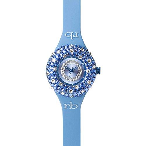 Uhr nur Zeit Damen Roccobarocco Formentera Casual Cod rb0185