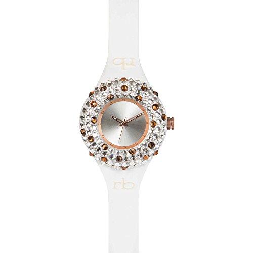 Uhr nur Zeit Damen Roccobarocco Formentera Casual Cod rb0190