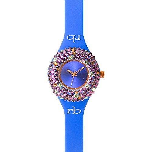 Uhr nur Zeit Damen Roccobarocco Formentera Casual Cod rb0192