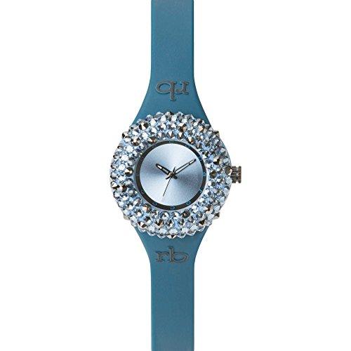 Uhr nur Zeit Damen Roccobarocco Formentera Casual Cod rb0197