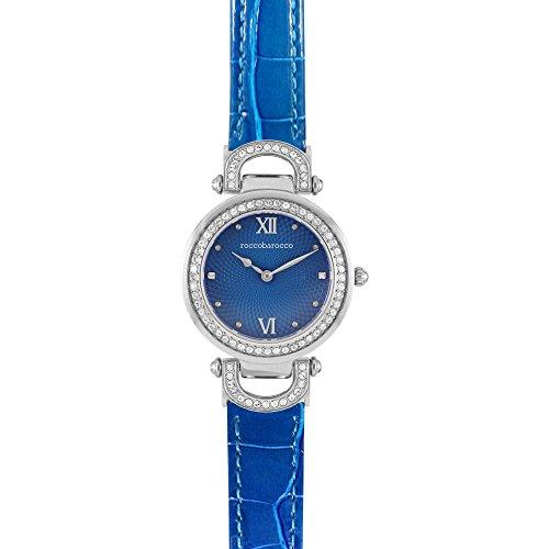 Uhr nur Zeit Damen Roccobarocco Jackie Trendy Cod rb0266
