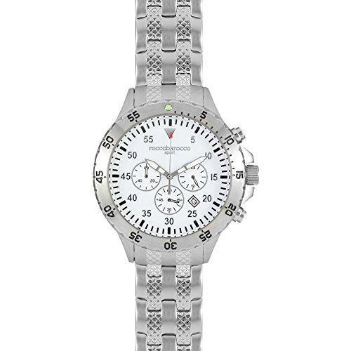 ROCCOBAROCCO Armbanduhr Chronograph Herren Sport Trendy Cod rbs0003