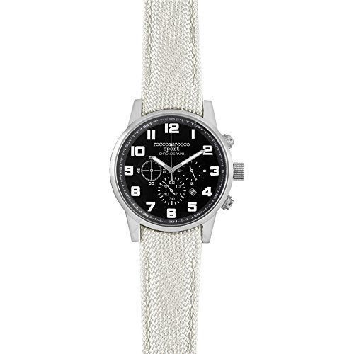 ROCCOBAROCCO Armbanduhr Chronograph Herren Sport Trendy Cod rbs0019