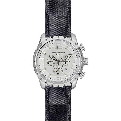 ROCCOBAROCCO Armbanduhr Chronograph Herren Sport Trendy Cod rbs0059