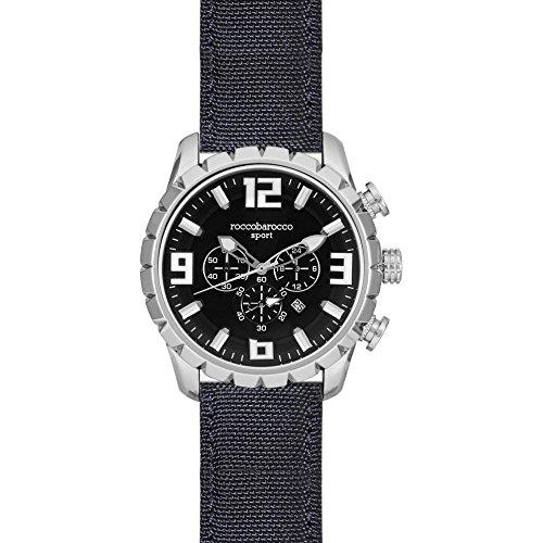 ROCCOBAROCCO Armbanduhr Chronograph Herren Sport Trendy Cod rbs0061