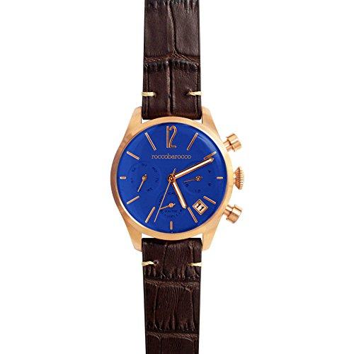 ROCCOBAROCCO Armbanduhr Multifunktion Damen Classy Trendy Cod rb0257