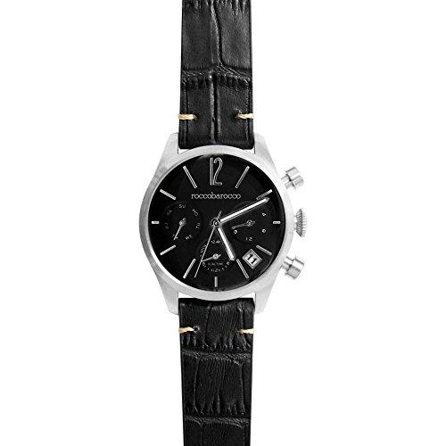 ROCCOBAROCCO Armbanduhr Multifunktion Damen Classy Trendy Cod rb0255
