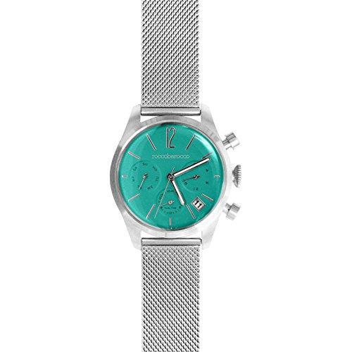 ROCCOBAROCCO Armbanduhr Multifunktion Damen Classy Trendy Cod rb0249