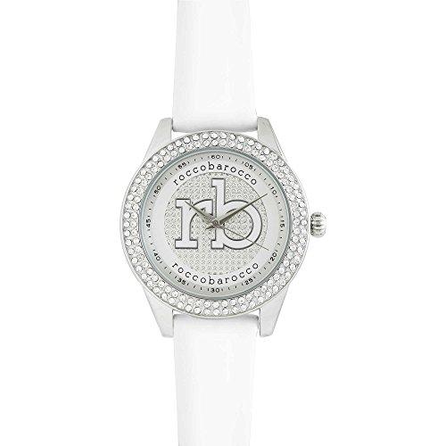 Uhr nur Zeit Damen Roccobarocco Logo Trendy Cod rb0014st