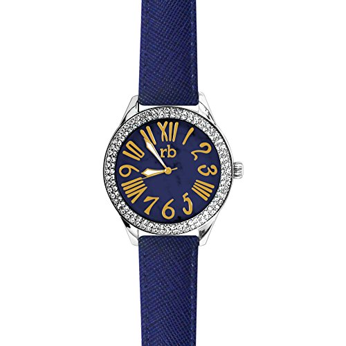 Uhr nur Zeit Damen Roccobarocco Logo Trendy Cod rb0232