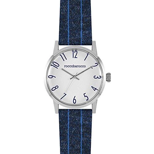 Uhr nur Zeit Mann Roccobarocco Classy Trendy Cod Rb0177