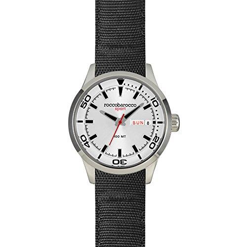 Uhr nur Zeit Mann Roccobarocco Sport Trendy Cod rbs0043