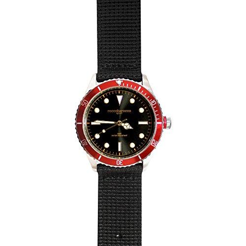 Uhr nur Zeit Mann Roccobarocco Sport Trendy Cod rbs0053