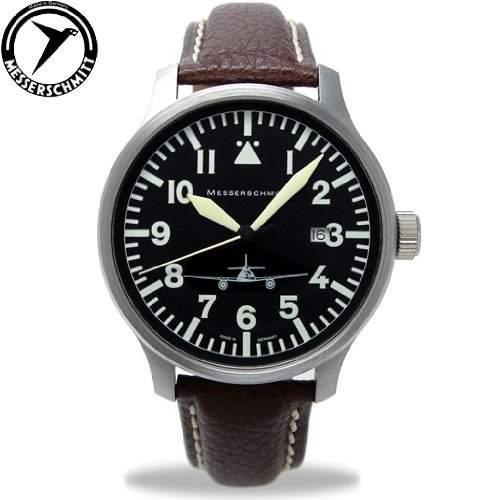 Messerschmitt Uhr  Fliegeruhr by Aristo - ME262 - Ref 262-42B