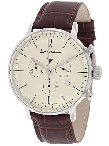 Messerschmitt Bauhaus Chronograph Herrenuhr ME-4H152