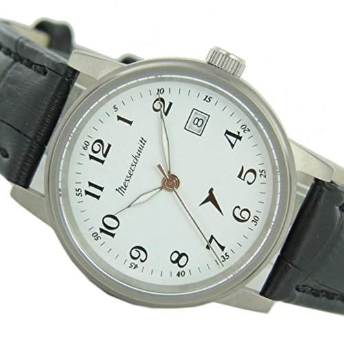 Aristo Herren Messerschmitt Uhr Fliegeruhr Titan ME-9673Ti