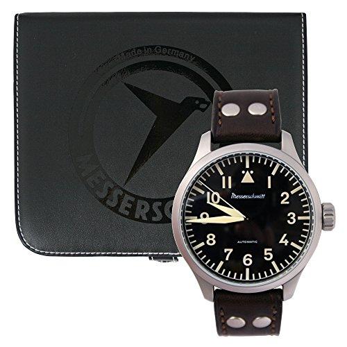 Messerschmitt Automatik Herren Armbanduhr ME 3H143A Beobachter