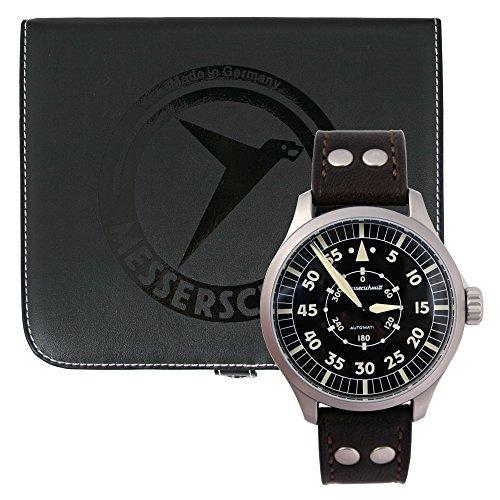 Messerschmitt Automatik Herren Armbanduhr ME 3H144A Navigator
