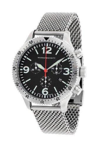 Messerschmitt Uhr aus Edelstahl ME 5031M