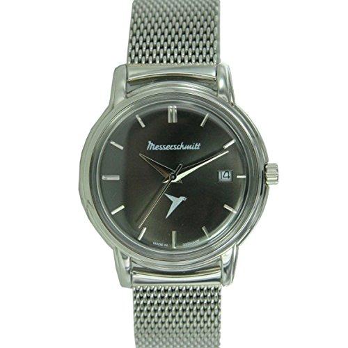 Aristo Messerschmitt Uhr vintage schwarz KR200 AMil Kabinenroller