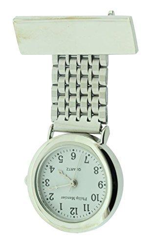 Krankenschwester Essential Taschenuhr Philip Mercier Silber