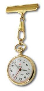 Krankenschwester Traditionelle Taschenuhr Philip Mercier Gold