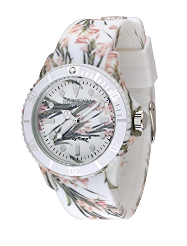 MADISON NEW YORK Unisex Uhr Candy Time Garden Klivie Onesize