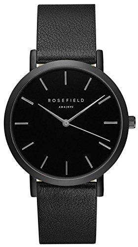 ROSEFIELD The Gramercy Black Black Armbanduhr GBBB G38
