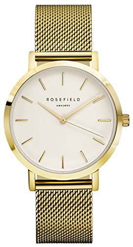 ROSEFIELD The Mercer White Gold Armbanduhr MWG M41