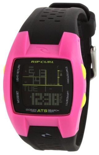 Rip Curl Damen A1041G PNK Steph Oceansearch Vorprogrammierte Tide Uhr