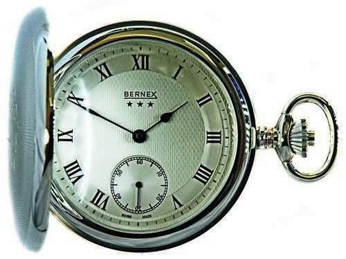 Bernex Herrenuhr Handaufzug BN22502
