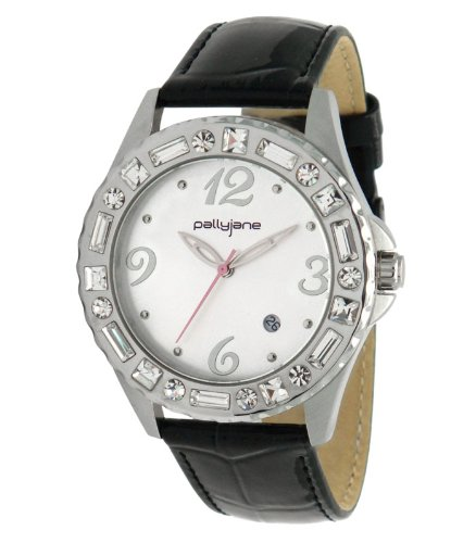 PallyJane Damen Armbanduhr Edelstahl 4041012
