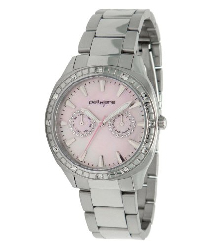 PallyJane Damen Armbanduhr Edelstahl 4051112