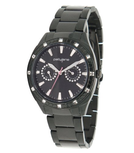 PallyJane Damen Armbanduhr Edelstahl 4051122