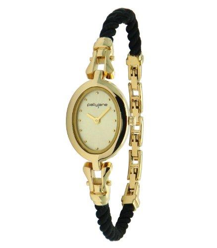 PallyJane Damen Armbanduhr Messing 4071122