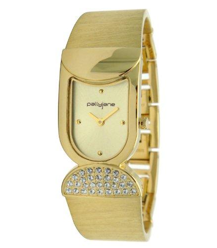 PallyJane Damen Armbanduhr Messing 4082422
