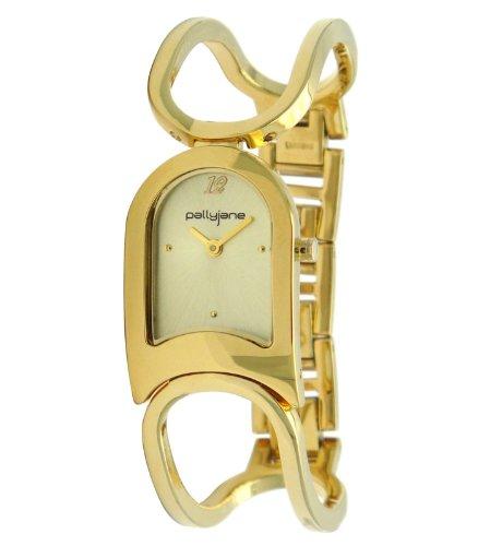 PallyJane Damen Armbanduhr Messing 4082632