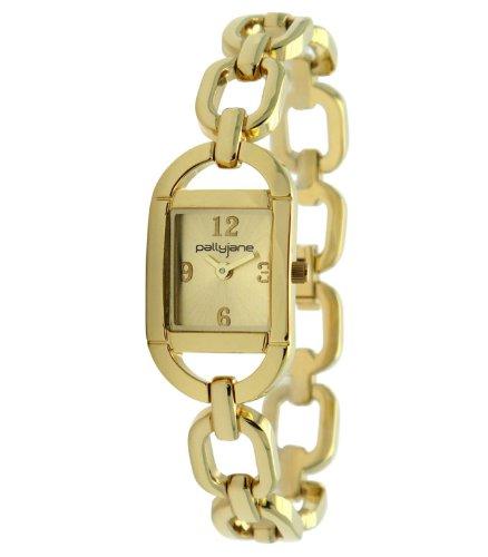 PallyJane Damen Armbanduhr Messing 4083122