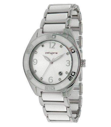 PallyJane Damen Armbanduhr Edelstahl 4083622