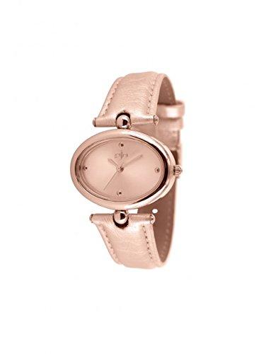 pallyjane femme quartz bracelet anderen Materialien syntetiques Rosa Gold