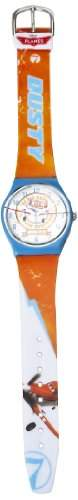 Disney Planes Unisex-Armbanduhr Analog Quarz Plastik 01498